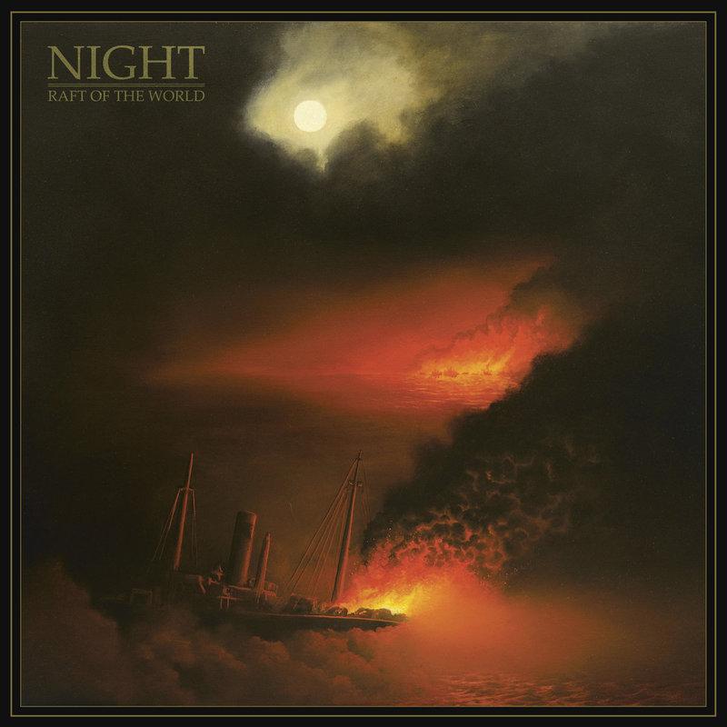 night raft of the world