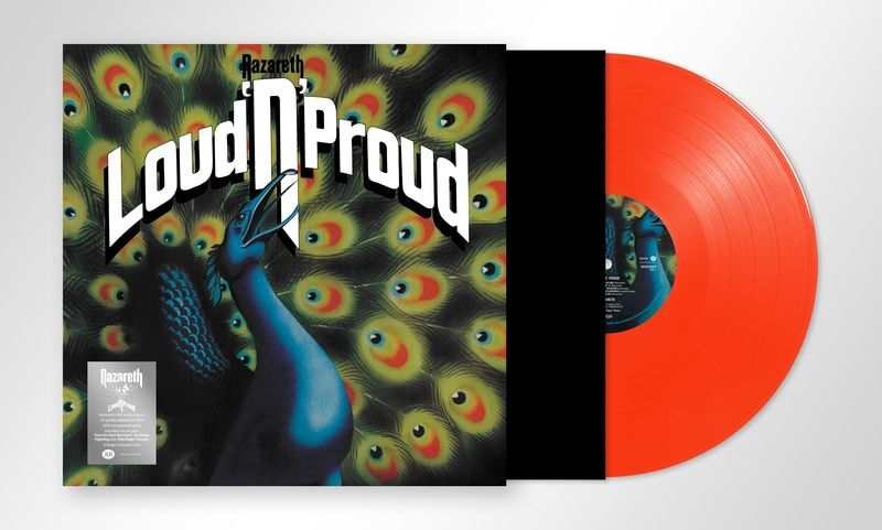 nazareth loud'n'proud