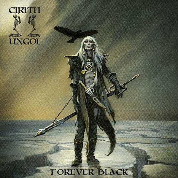 cirith ungol forever black cover