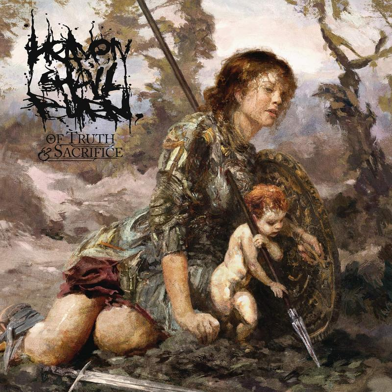 heaven shall burn of truth and sacrifice cover